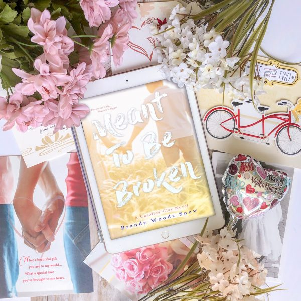 Teen Summer Romance Books: Meant To Be Broken by Brandy Woods Snow; Contemporary YA Romance; Book Review