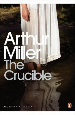 Witchy Books Arthur Miller's The Crucible