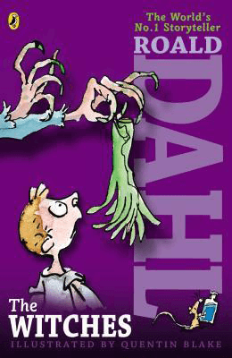 Fall books for kids The Witches by Roald Dahl