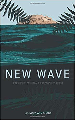 Inspirational books for writers Jennifer Ann Shore's New Wave book cover