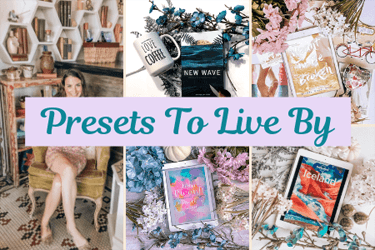 Preset for book bloggers to match your engaging blog post ideas
