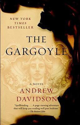 Anti Valentines Books About Love The Gargoyle by Andrew Davidson