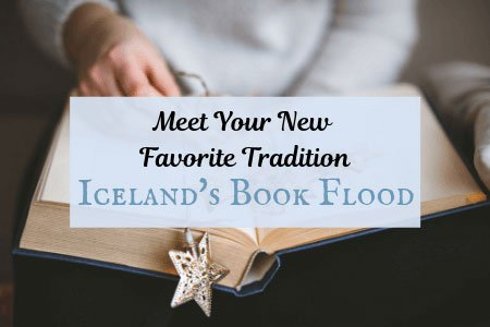 Iceland's Book Flood and Iceland's Book Culture with mention of 101 Reykjavik