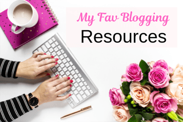 My Favorite Blogging Resources Related Post