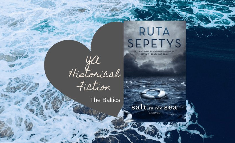 Salt to the Sea book review and summary
