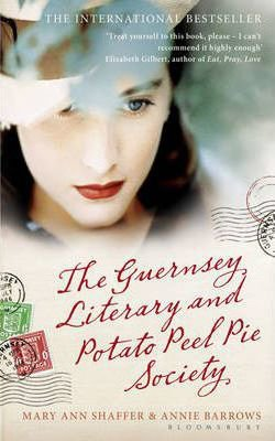 Best WWII books like The Guernsey Literary and Potato Peel Pie Society with white girl with brown hair on cover