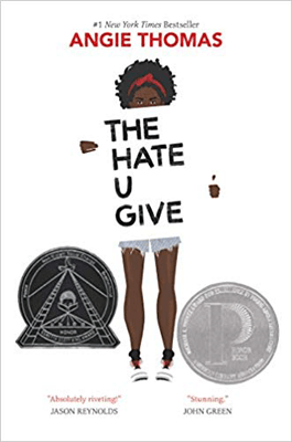 Books That Make You Think The Hate U Give by Angie Thomas