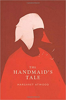 Fiction Books For Deep Thinkers include The Handmaid's Tale by Margaret Atwood
