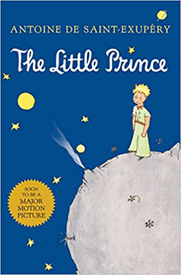 The Little Prince by Antoine de Saint-Exupery