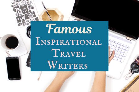 Famous Travel Writers Who Inspire like Eat Pray Love author Elizabeth Gilbert.