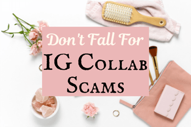 Instagram Collab Scams Related Post