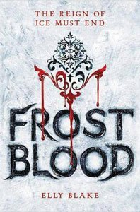 Books If You Like Mulan Frostblood by Elly Blake