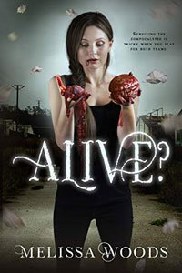Good YA horror books to read Alive by Melissa Woods