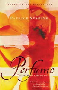 Spooky books for adults Perfume by Patrick Suskind