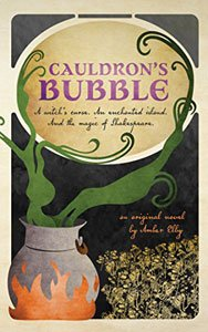 Spooky books for adults and teens Cauldron's Bubble by Amber Elby