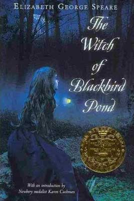 The Witch Of Blackbird Pond by Elizabeth George Speare