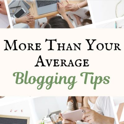#TruthBomb Blogging Tricks and Tips