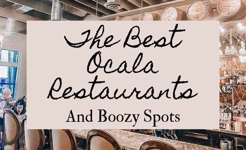 The Best Ocala Restaurants