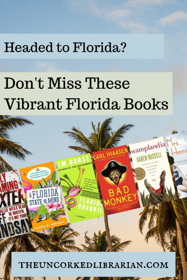 Vibrant Florida Books and Writers