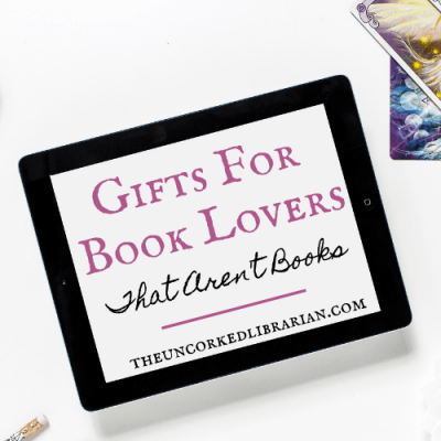 101+ Gifts For Book Lovers That Aren't Books