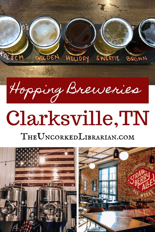 Breweries in Clarksville, Tennessee Pin