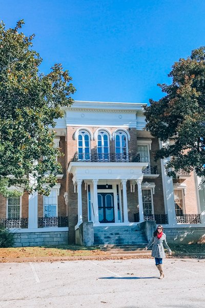 Clarksville TN Attractions like the Smith Trahern Mansion
