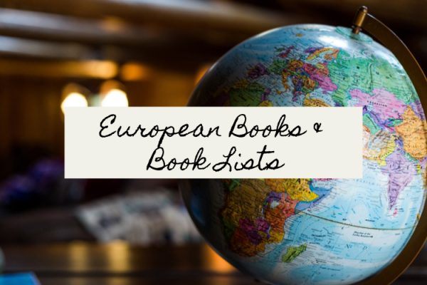 European Books And Book Lists