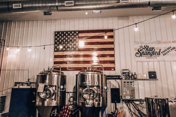 The Star Spangled Brewing Co