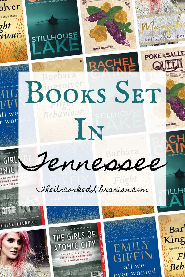Books about Tennessee Pin