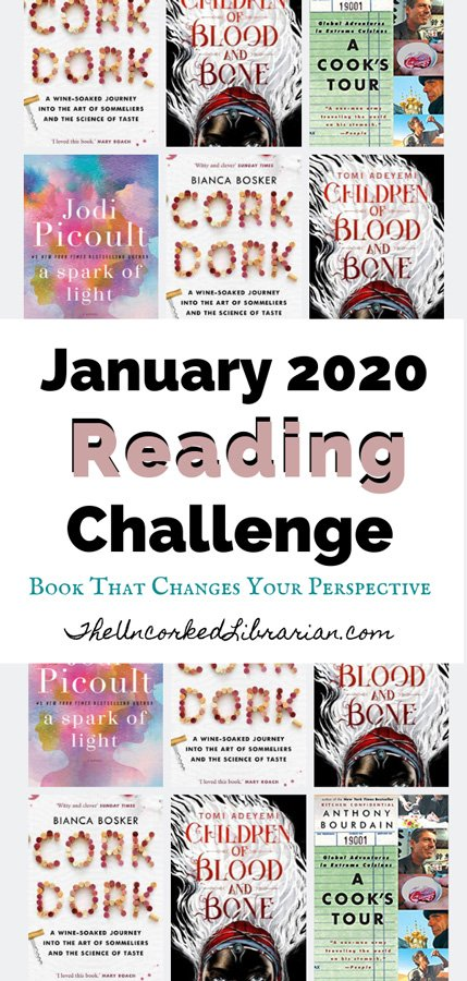 January 202 Book Discussion Pin