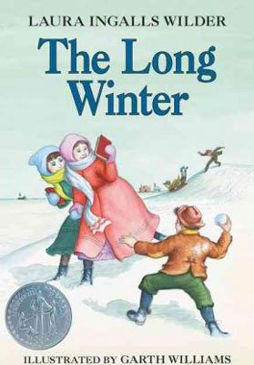 Literary Decor Inspired by The Long Winter Laura Ingalls Wilder