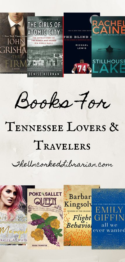 Books Set In Tennessee Pin