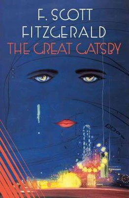 Literary Decor Inspired by F. Scott Fitzgerald and The Great Gatsby