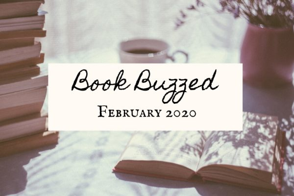 February 2020 New Releases Reading List