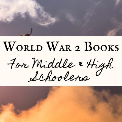 14 Courageous WW2 Books For Middle & High Schoolers
