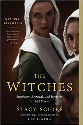 nonfiction witchy books the witches stacey schiff