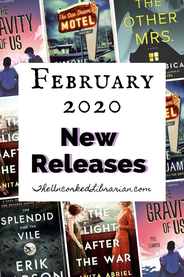 6 February 2020 New Releases Books Pin
