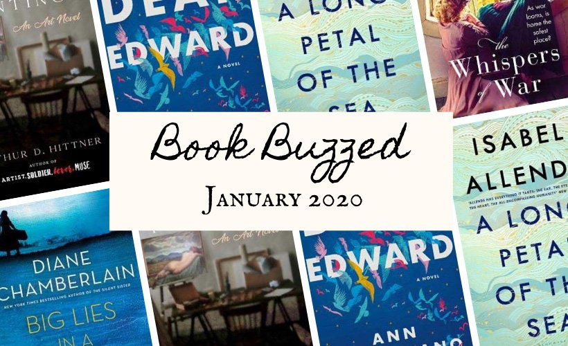 Book Buzzed January 2020 New Releases