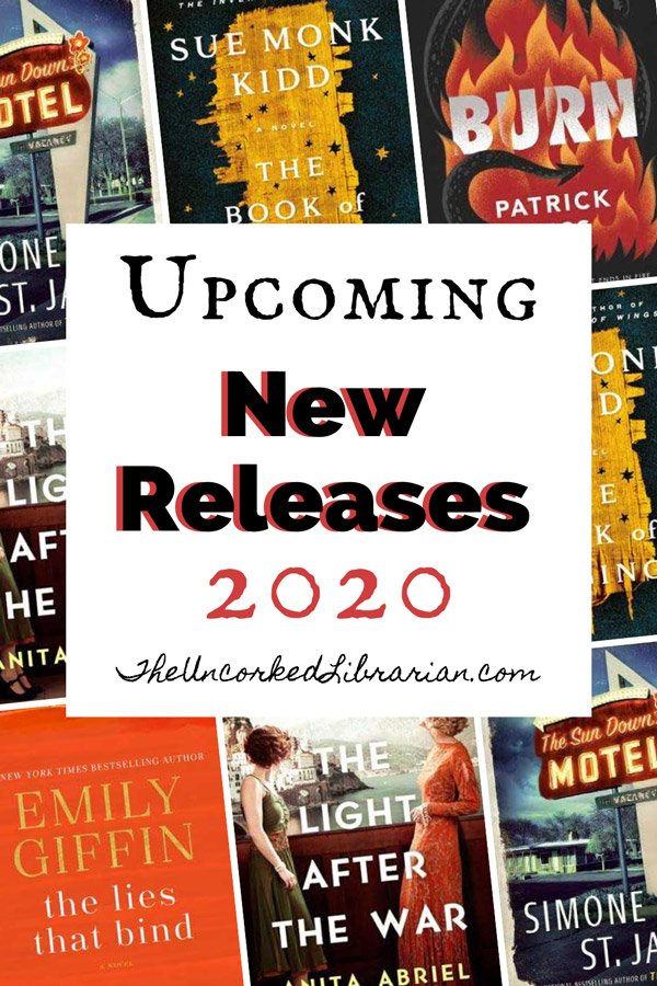 New and Upcoming 2020 book releases