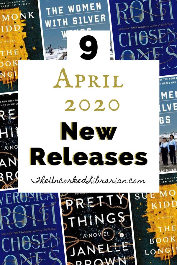 April 2020 Most Anticipated Book Releases