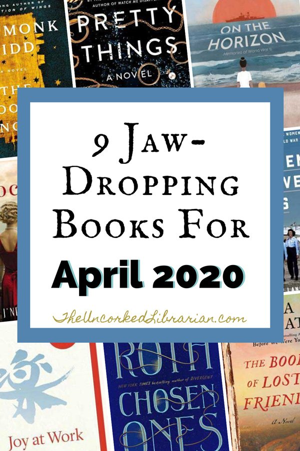 April 2020 New Books