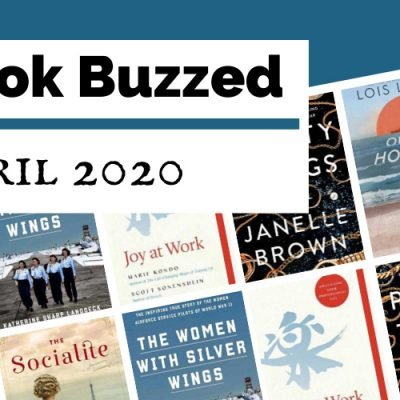 Book Buzzed: April 2020 Book Releases