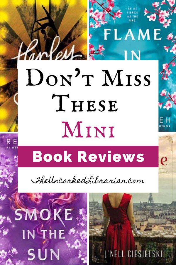 Don'r Miss These Mini Currently Reading March 2020 Book Reviews Pinterest pin