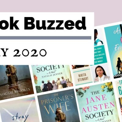 Book Buzzed: May 2020 Book Releases